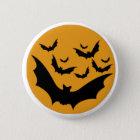 Halloween-Schläger Runder Button 5,7 Cm