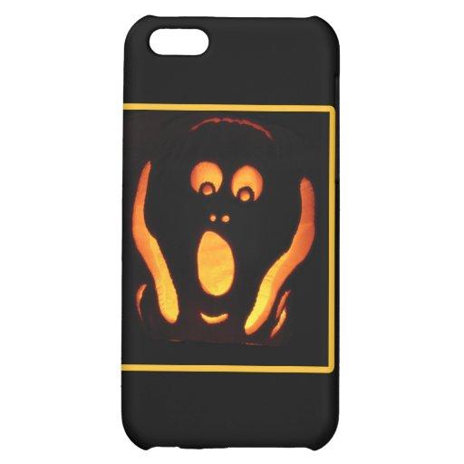 Halloween-Schrei iPhone 5C Schale