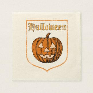 Halloween Serviette