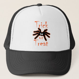 Halloween-Spinne Truckerkappe