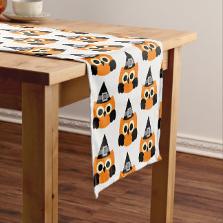 Halloween-Tabellen-Läufer Kurzer Tischläufer
