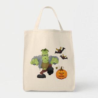 Halloween Tasche-Frankenstein Tragetasche