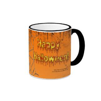 Halloween-Tasse Ringer Tasse
