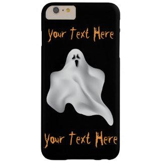 Halloween-Telefon-Kasten mit Geist und Barely There iPhone 6 Plus Hülle
