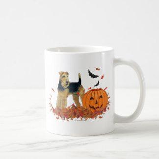 Halloween Terrier Kaffeetasse