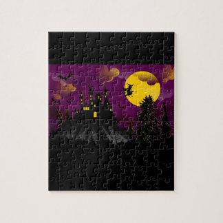 Halloween-Terror Puzzle