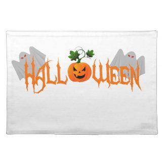Halloween Tischset