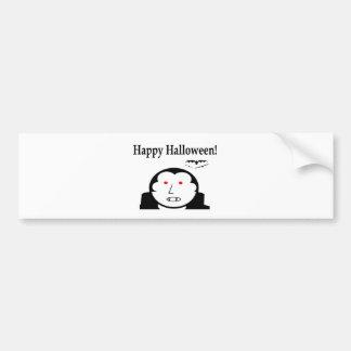 Halloween-Vampir Autoaufkleber