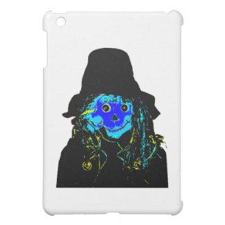 Halloween-Vogelscheuche-Blau die MUSEUM Zazzle Ges iPad Mini Hüllen