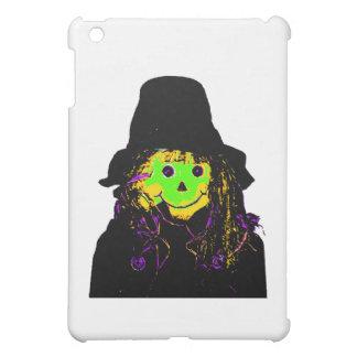 Halloween-Vogelscheuche-Grün die MUSEUM Zazzle Ges iPad Mini Cover
