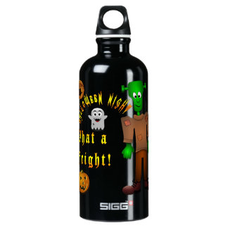 Halloween-Wasser-Flasche Wasserflasche