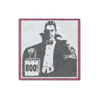 Halloween-Zählungs-Draculasteinmagnet Steinmagnet