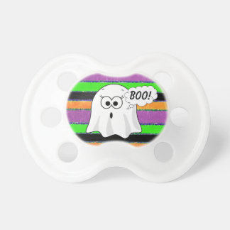 Halloweenboo-Baby-Geist-Kürbis-Baby-Schnuller Schnuller