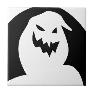 Halloweengesicht Keramikfliese
