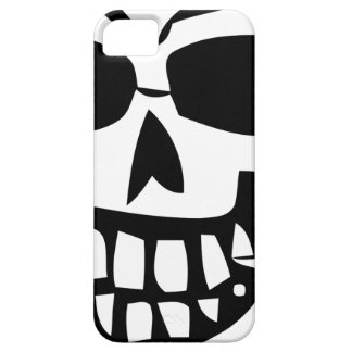 Halloweengesicht Toothpick Hülle Fürs iPhone 5