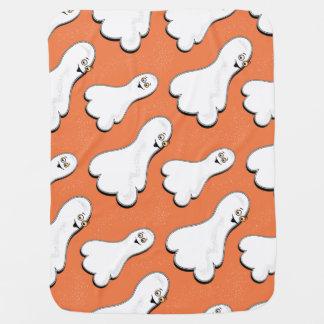 Halloweentrick-oder -Leckerei-Geister Puckdecke