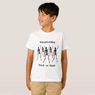 Halloweentrick oder -Leckerei T-Shirt