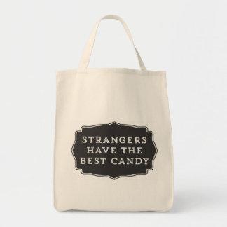 Halloweentrick-oder -Leckerei-Tasche Tragetasche