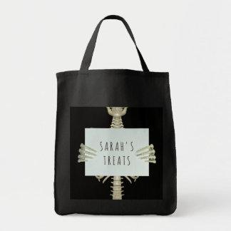 Halloweentrick-oder -Leckerei-Taschen-Tasche Tragetasche