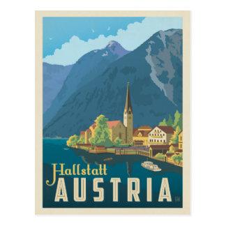 Hallstatt, Österreich Postkarte