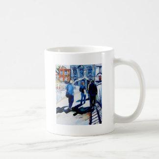 halpenny Brücke Kaffeetasse