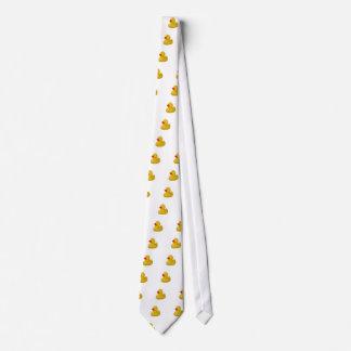 Hals-Krawatte der gelben Männer des Spaßes der Personalisierte Krawatte