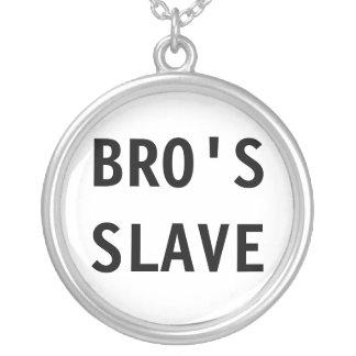 Halskette Bros Sklave