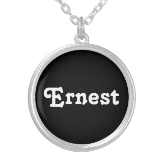 Halskette Ernst