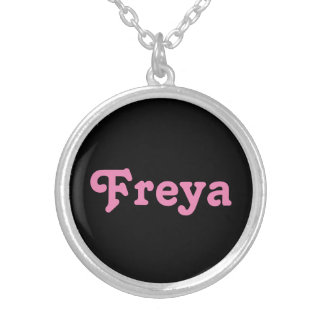 Halskette Freya