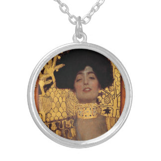 Halskette Gustav Klimt Judith