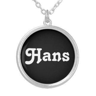 Halskette Hans