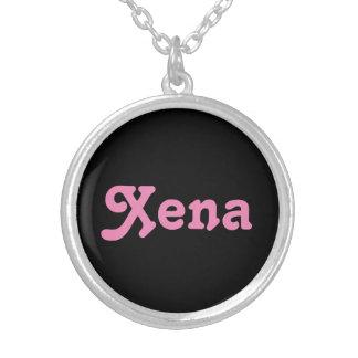 Halskette Xena