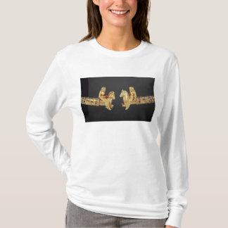 Halsring in Form von Scythian Reitern T-Shirt