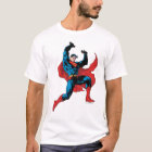 Halten eines schweren Gegenstandes T-Shirt