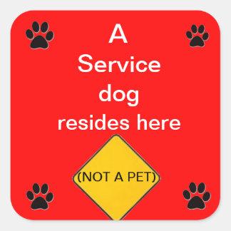 Halten Sie Aufkleber der Hundeleben hier instand