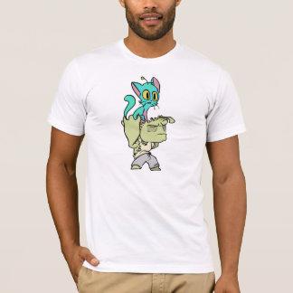 Halten Sie Ihre Katze T-Shirt