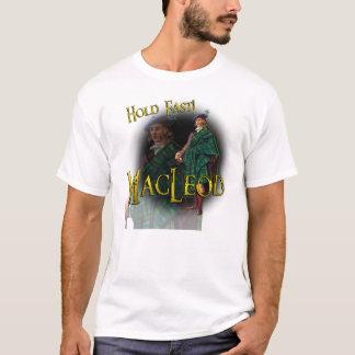Halten Sie schnell! Clan MacLeod T-Shirt