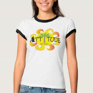 Haltung mit Bling T - Shirt