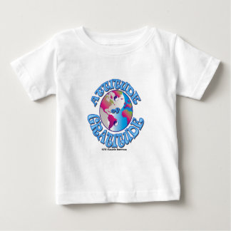 Haltung von Dankbarkeit Baby T-shirt