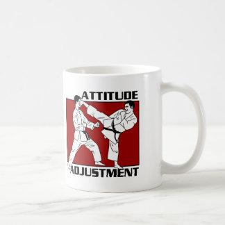 Haltungs-Anpassung Kaffeetasse