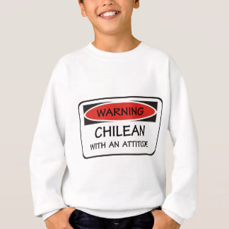 Haltungs-Chilene Sweatshirt