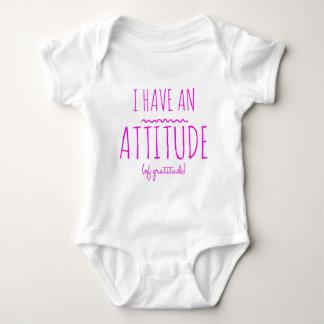 Haltungs-Dankbarkeits-ErholungDetox OM Baby Strampler
