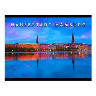 Hamburg 02D Postkarte