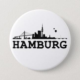 Hamburg Button / Anstecker / Pin