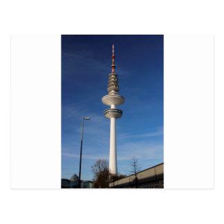 Hamburg Fernsehturm Postkarte