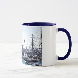 Hamburg-Hafen Tasse