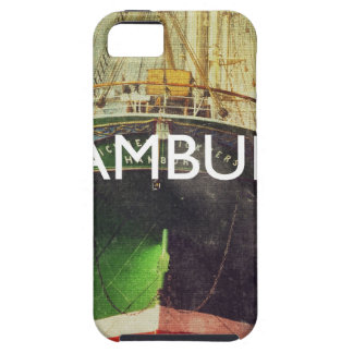 Hamburg iPhone 5 Etui