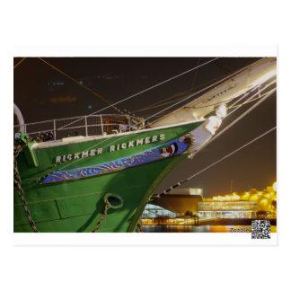 Hamburg Rickmer Rickmers Postkarten