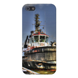 HAMBURG SCHLEPPER iPhone 5 ETUI