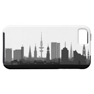 Hamburg skyline iPhone 5 sleeve/Case Tough iPhone 5 Hülle
